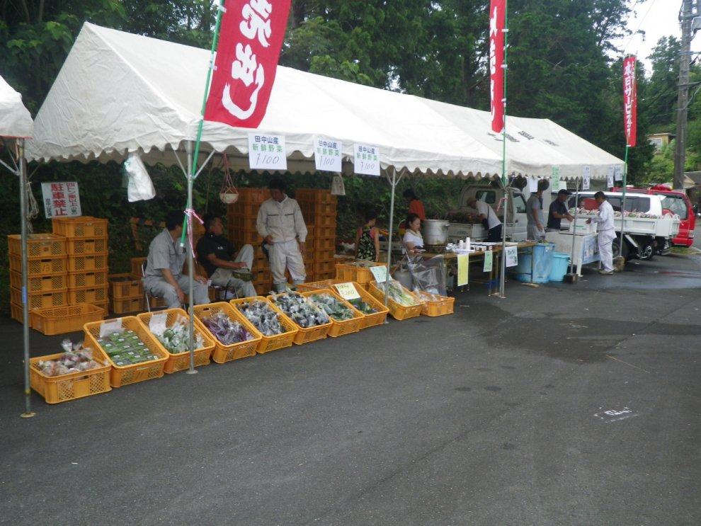 H26田中山すいか祭り1